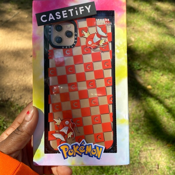 Casetify Accessories - IPhone 11 Pro Max casetify pokemon collab case